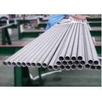 Seamless Heat Exchanger Steel Pipe Stainless Steel ASTM A312 TP347 33.4 × 4.55mm size Manufactures