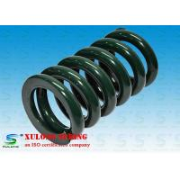 Green Plating Plastic Molding Equipment Springs High Precision Long Life Manufactures