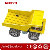 DIY Cement Tank Vehicle   Innovative 3D Puzzle For Boys' Early Educational Learning Toy Manufactures