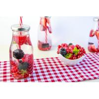 Buy cheap Eco Friendly Colored Paper Straws , Custom Striped Paper Drinking Straws from wholesalers