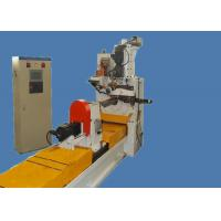 Profile Wire Filter Pipes Prodution Line Wedge Wire Screen Welding Machine For Water Wells Manufactures