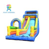 Quality Giant fun children bouncy Pirate Ship Inflatable Playground equipment for sale