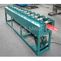 Quality Hydraulic Electrical Roll Shutter Door Forming Machine With PLC Control System for sale
