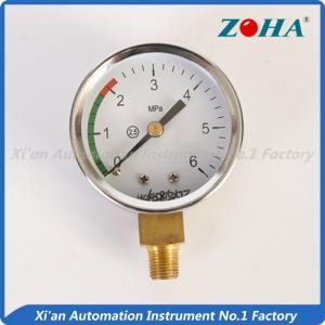 low pressure gauge Manufactures