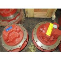 Red Final Drive Assembly TM07VC-01 Hyundai R60-7 Excavator Genuine Motor Manufactures