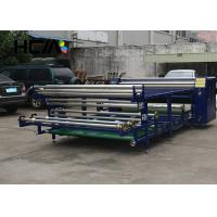 Multifunction Roller Dye Sublimation Machine For T Shirts High Speed Manufactures