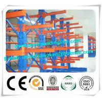 Warehouse Heavy Duty Cantilever Rack For Storage Pallet Racking System Manufactures