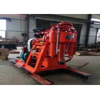 ST-200  220V/380V Mining Core Drilling Equipment China Easy Moving Deep Well Drilling Ma Manufactures
