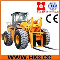 truck loader with bucket wheel loader use stone mining Manufactures