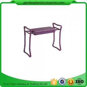 "Garden Deep Seat Garden Kneeler Bench With 3 / 4"" Thick Foam Pad Manufactures"