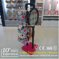 China high quality display rack for clothes,clothes shop shelves Manufactures