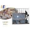 Shrimp Shell / Head Grinding Pulverizer Machine , Cryogenic Freezing Pulverizer Machine For Powder Manufactures