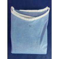 Dustproof Sterile Non Woven Disposable Hospital Gowns for Operating Room for sale