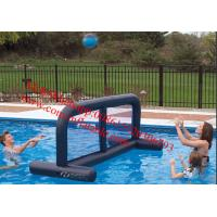 Huffy Inflatable Pool Volleyball Net with Two Spalding Manufactures