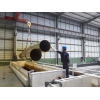2B Finished Stainless Steel Round Tube , Schedule 10 / Schedule 5 SS Pipe Manufactures