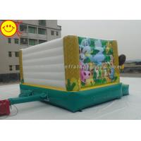 Safari Adventure Inflatable Theme Bouncer Commercial Inflatable Bouncer Safari Bouncy Castle for Kids Manufactures