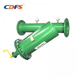 China 20 - 4000 Micron Semi Automatic Screen Filter , HVAC Water Tank Filter on sale