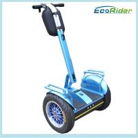 China Stand Up Auto Balance Electric Scooter Smart Thinking Car 30 Degree Max. Climb Angle on sale