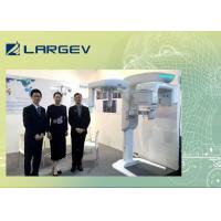 LargeV 3D Cone Beam CT professional volumetric tomography Scanning with Flat Panel Detector Sensor Type Manufactures