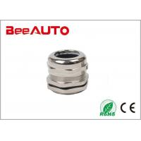 M/NPT/G PG Cable Gland , Brass Cable Glands Extremely Easy Installation Manufactures