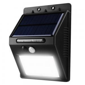 Outdoor Motion Sensor Wall Lights Waterproof Wireless Solar Energy Powered
