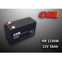 High Rate Discharge SLA Sealed Lead Acid Battery 12V 8AH Maintenance Free Manufactures