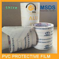 Durable Kitchen Cabinet Protection Film , 80MIC Mikly White PVC Stretch Film Manufactures