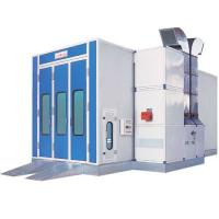 auto spray booth/paint booths hx-550 Manufactures