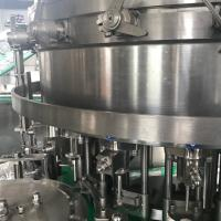 Beverage Application 3in1 carbonated beverage filling/ soft drink making machines production line Manufactures