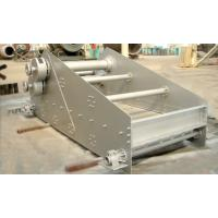 Self - Centering Linear Vibratory Screen 1017.5 R / Min For Port Coal Screening Manufactures