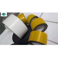 Polyethylene Film Backing Underground Pipe Wrap Tape with ASTM D 1000 Standard Manufactures