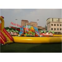 inflatable water floating playground inflatable water playground inflatable water park Manufactures