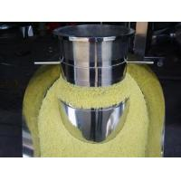 Extruding Powder Granulator Machine For Flavor / Tablet / Coffee High efficiency Manufactures