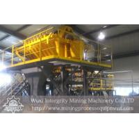 Disc Rotary Vacuum Filter , Iron Ore Beneficiation Equipment Manufactures