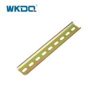 NS 35-S Perforated Steel 7.5 thickness Din Rail 35mm For Mounting Circuit Breakers Terminal blocks Manufactures