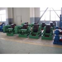 200T Conventional Pipe Welding Rollers Heavy Duty Tank Turning Rolls Danfoss VFD Manufactures