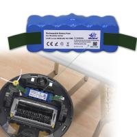 Buy cheap 14.4V 6400mAh Li-ion Batteries for Irobot Vacuum Cleaner Roomba 500 600 700 800 Series from wholesalers