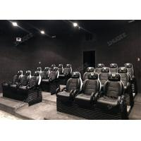 Theme Park 5D Movie Theater / Artistic Style Immersive Effect 5D Cinema Manufactures