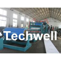 China 32 KW AC380 / 50 - 60HZ Insulated Roof Wall EPS Sandwich Panels Machine TW-EPS1250 on sale
