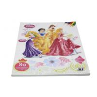 Custom Unique Fancy Paper Childrens Book Printing 4/4C With Glossy Lamination Manufactures