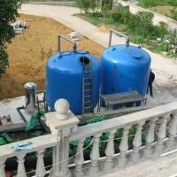 3T/hour ground water treatment equipment, easy to install Manufactures