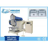 Kitchen Inset Sink Automatic Grinding , Polishing Machine, SS Sink Grinder Manufactures