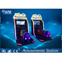 Coin Pusher 1 Player Simulator Arcade Racing Game Machine Recreation Equipment Manufactures