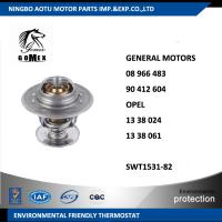 Engine Coolant Thermostat 08966483 90412604 1338024 1338061 SWT1531-82 for GENERAL MOTORS OPEL Manufactures