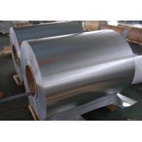 Heat Resistance Rolled Aluminum Sheet With Aluminum Foil Alloy Manufactures