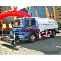 High Pressure Water Carrier Truck8 - 10 Tons Volume 4x2 / 6x4 Driving Type Manufactures