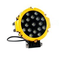 51 Watt Round Led Flood Lights Outdoor High Power 10-30V DC 6000K Manufactures