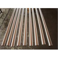 42CrMo4 , 40Cr Hydraulic Chrome Plated Bar Chrome Plated Piston Rod Manufactures