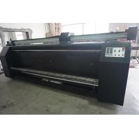3.2m Epson Head Printer Digital Printing Machines For Fabrics Manufactures
