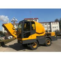 Volumetric Mobile Small Self Loading Concrete Mixer Truck Right Hand Drive Type Manufactures